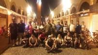 ÇUKUROVA ÜNIVERSITESI - Her Çarşamba Akşamı Adana Sokaklarında Pedal Çeviriyorlar
