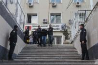 ÇEYREK ALTIN - Hırsızlık Çetesi Zeytinburnu'nda Yakalandı