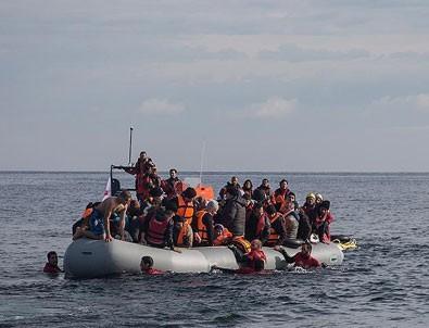 İspanya açıklarında 17 göçmen öldü