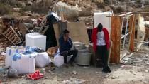 OKSIJEN - İsrail Güçleri Filistinli Hasta Kadını Evsiz Bıraktı