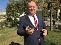 DENİZ CANLILARI - İzmir Körfezi'ndeki Ürküten Görüntüye Uzmanlardan Açıklama