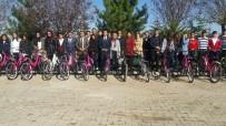 Kaman İlçesinde 'Sağlık İçin Hareket Çocuklar İçin Bisiklet' Projesi Hayata Geçti