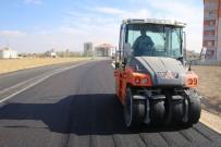 GÖKKUŞAĞI - Karaman Belediyesinde Asfalt Çalışmaları Devam Ediyor