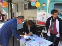 HÜSEYIN ÖNER - Kaymakam Öner, Kampanyayı Organ Bağışı Yaparak Başlattı