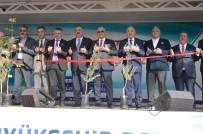 KURBAN KESİMİ - Kocamaz, Erdemli'ye Yapılan Hizmetlerin Açılışını Gerçekleştirdi