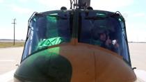 HELIKOPTER - Konya'da Jandarmadan Havadan Trafik Denetimi