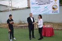 Kurtalan'da Tenis Turnuvasının Finali Yapıldı