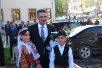 Malatya'nın Yeni Valisi Aydın Baruş, Göreve Başladı