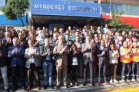 SAYIŞTAY - Menderes Belediyesi Çalışanlarından Kayıp Para İddialarına Tepki