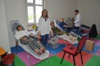Miniklerden Kan Bağışı Etkinliği