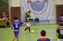 MSKÜ'de Rektörlük Kupası Futsal Turnuvası Başladı