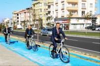 NEVŞEHİR BELEDİYESİ - Nevşehir'de Akıllı Bisiklet Sistemi Uygulaması Başladı