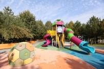Nilüfer'in Huzur Veren Parkları Yenileniyor