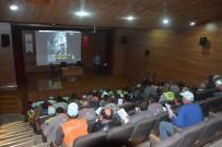 MEMUR - Oğuzeli Belediyesi'nden İş Sağlığı Ve Güvenliği Eğitimi