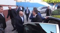 AYTAÇ DURAK - Ömer Çelik'ten Adana Demirspor'a Ziyaret