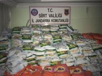 Piyasa Değeri 260 Bin TL Sahte Deterjan Ve Kaçak Çay Ele Geçirildi