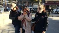 TEMİZLİK GÖREVLİSİ - PKK/KCK Şüphelisi Kadın Adliyede