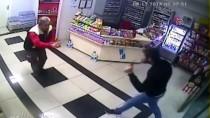 Sakarya'da Bıçaklı Kavga Güvenlik Kamerasına Yansıdı