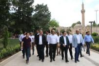 Şanlıurfa Tarihi Büyükşehir Belediyesi İle Son 4 Yılda Özünü Buldu
