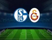SCHALKE - Galatasaray turu zora soktu