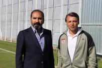 Sivasspor'da Tamer Tuna İle Yollar Ayrıldı