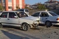 Şuhut'ta Trafik Kazası, 1 Yaralı