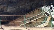 MILYON KILOVATSAAT - Tahtaköprü Barajı'nda Yükseltme Çalışmaları Sürüyor
