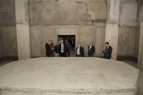 İNŞAAT ALANI - Tekkeköy'de Hamam Kültürü Tekrar Canlanıyor