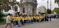 GAZIANTEP EMNIYET MÜDÜRLÜĞÜ - Toplum Destekli Polisler 150 Öğrenciyi İstanbul Ve Çanakkale'ye Götürdü