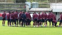 ONUR KıVRAK - Trabzonspor, Yeni Malatyaspor Maçı Hazırlıklarını Sürdürdü