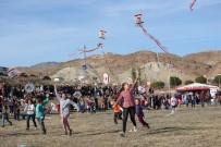 UÇURTMA ŞENLİĞİ - Uçurtma Şöleni Festivale Dönüştü