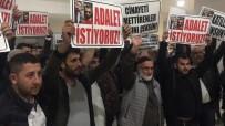 MÜEBBET HAPİS - Vale Cinayeti Davasında Mahkemeden Tahliye Kararı Çıktı, Adliye Karıştı