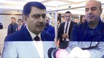 ANKARA VALİSİ - Vali Vasip Şahin, Ankara'ya Uğurlandı