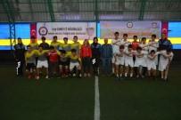 Van'da 29 Ekim Cumhuriyet Kupası Futbol Turnuvası