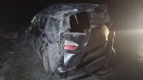 Van'da Kaçak Afganları Taşıyan Araç Takla Attı Açıklaması 5 Ölü, 16 Yaralı