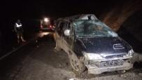 Van'da Kaçak Göçmenleri Taşıyan Araç Takla Attı Açıklaması 5 Ölü, 16 Yaralı