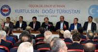 TERÖR EYLEMİ - 'Yaşasın Doğu Türkistan, Kahrolsun Çin Zulmü'