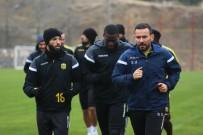 Yeni Malatyasporlu Donald, Trabzonspor Karşısında Yok