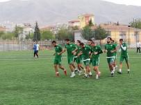 Yeşilyurt Belediyespor, Anka İstiklalspor Maçının Hazırlıklarını Sürdürüyor