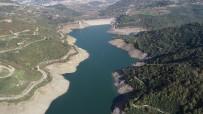 Yuvacık Barajında Su Seviyesi Yüzde 25'E Düştü