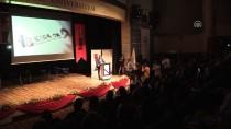 SELÇUK ÜNIVERSITESI - 18. Kısa-Ca Uluslararası Öğrenci Filmleri Festivali Ödül Töreni