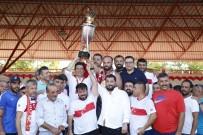 BAŞPEHLİVAN - 2018 Yağlı Güreşlerine Döşemealtı Belediyesi Başpehlivanları Damga Vurdu