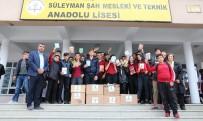 TAŞDELEN - 27 Bini Aşkın Kitap Türkiye'nin Dört Bir Yanında