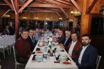 Adapazarı Belediyesi Meclis Üyeleri  Bütçe Yemeğinde Buluştu