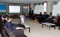 Ağrı'da Proje Hazırlama Eğitimi Verildi
