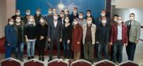 AK Partililerden Lösemili Çocuklar İçin 'Maskeli' Farkındalık