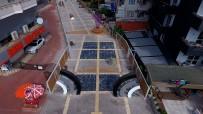 ÖZEL TASARIM - Alanya Hacet'te Meydan Projesi Başladı