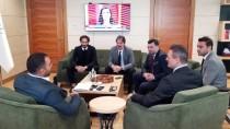 HAKAN ÜNSAL - Alpay Özalan'dan Hamza Yerlikaya'ya Ziyaret
