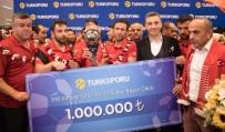 AMPUTE FUTBOL - Ampute Futbol Milli Takımı'na 1 Milyon TL Ödül