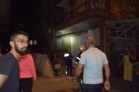 NAMIK KEMAL - Antalya'da İşyeri Yangını